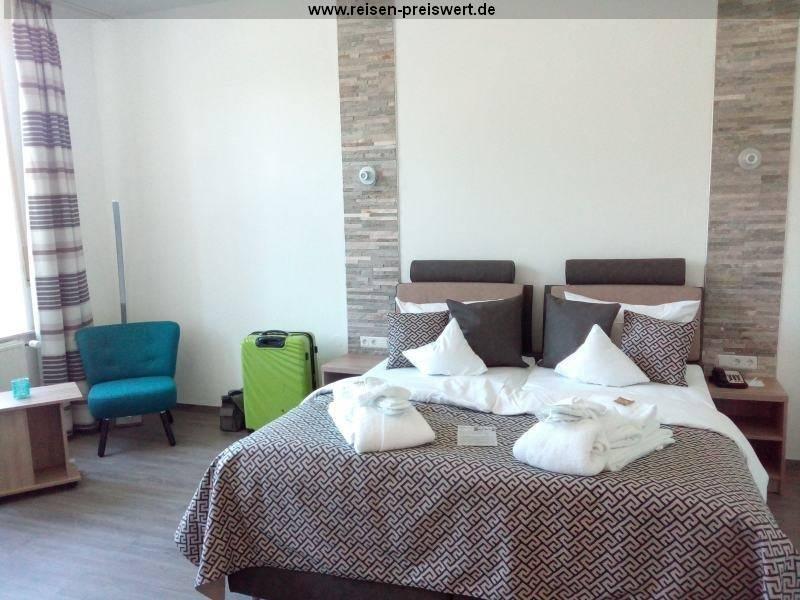 Doppelzimmer im Hotel Badehof Bad Salzschlirf