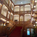 Treppe Hotel Badehof Bad Salzschlirf