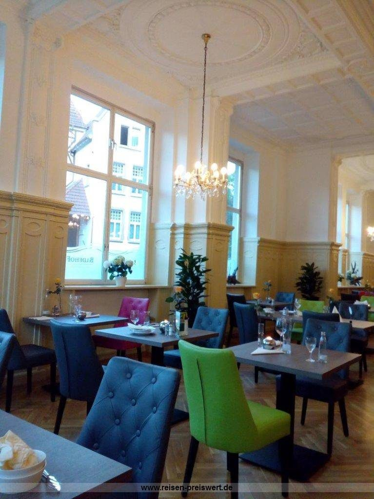 Frühstücksraum Hotel Badehof Bad Salzschlirf