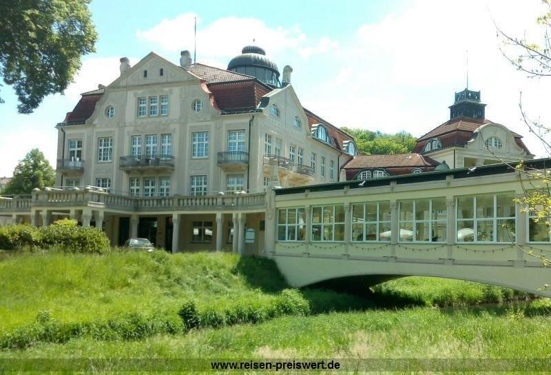 Wellness im Hotel Badehof Bad Salzschlirf