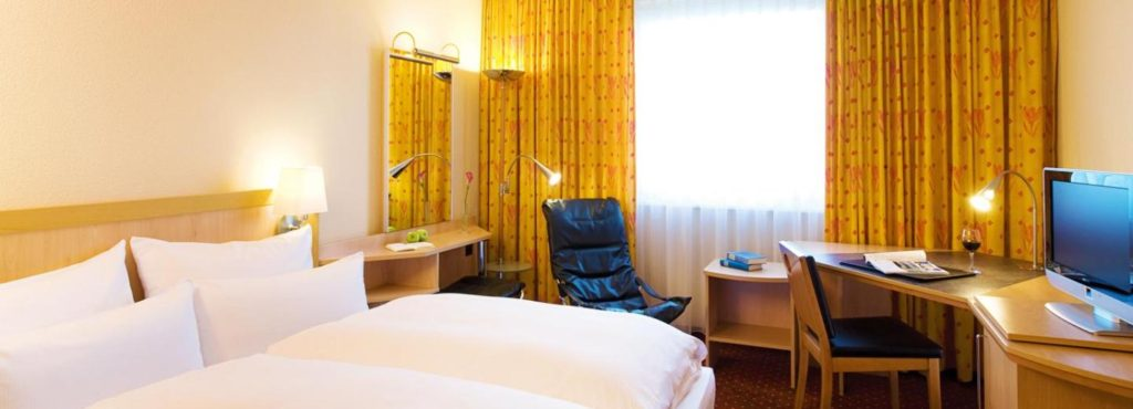 Deal NH Hotel Berlin Treptow