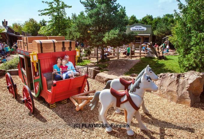 (C) PLAYMOBIL-Funpark Spaß im Deal Eintritt und Hotel