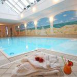Schwimmbad im Hotel am Burgholz in Tabarz