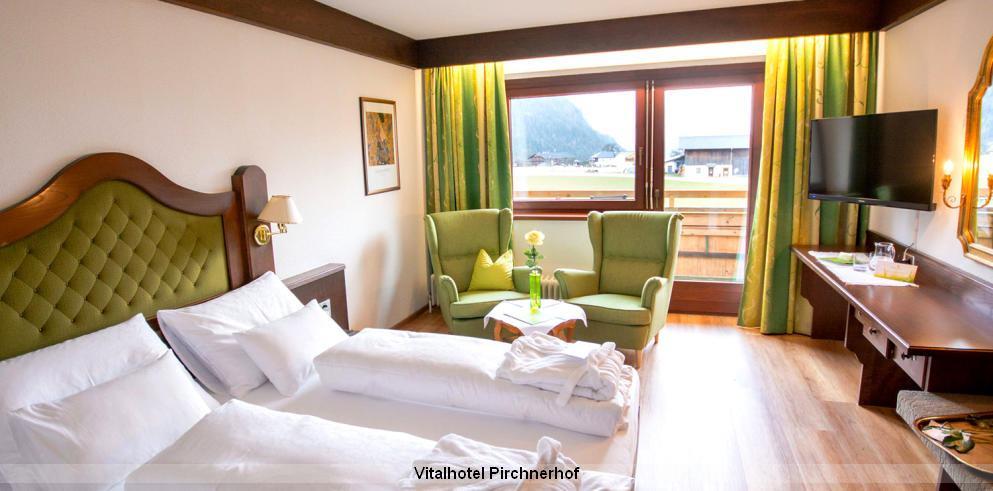 Vitalhotel Pirchnerhof Wellness Spa Zimmerbeispiel
