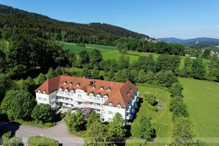 Villa Gutshof - Urlaub im Bayerischen Wald