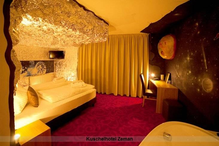Hotel Zeman - das Kuschelhotel mit Themenzimmer