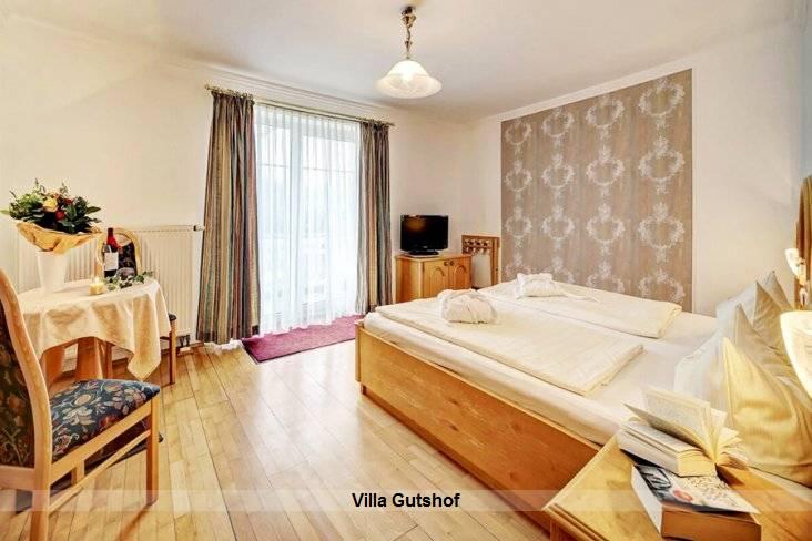 Zimmer in der Villa Gutshof - Urlaub im Bayerischen Wald