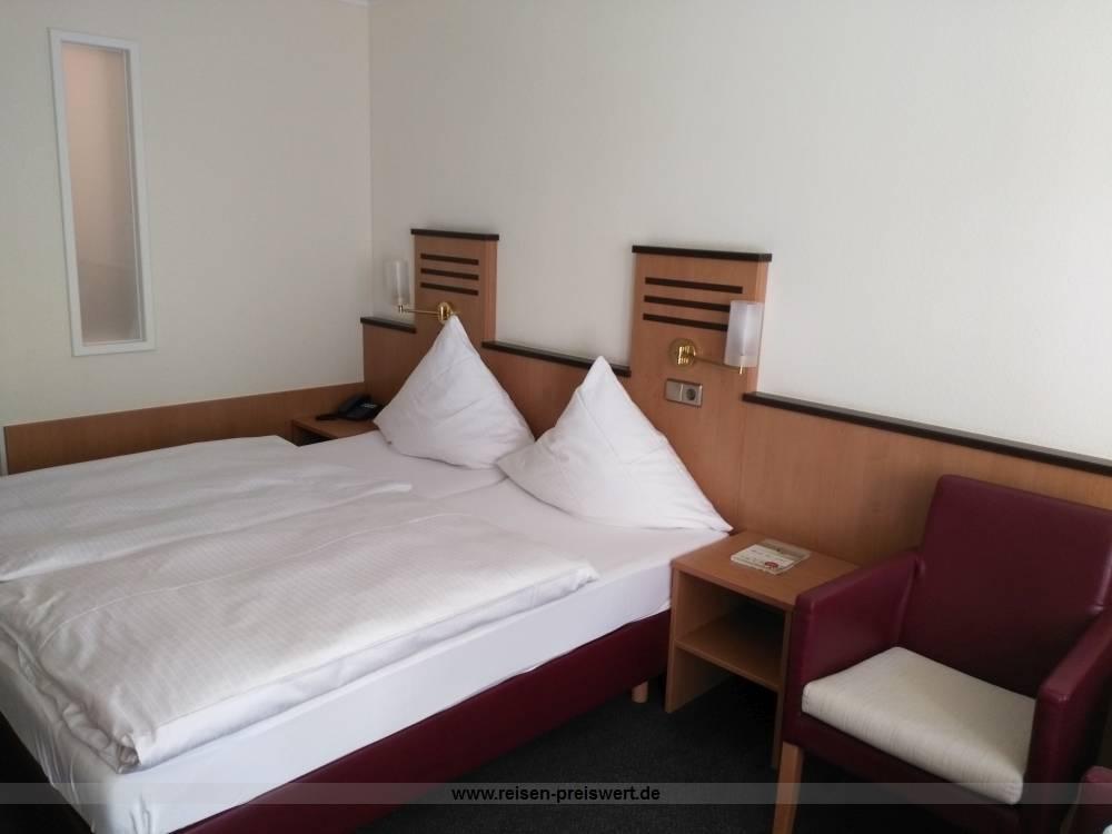 Doppelzimmer Hotel Bergfrieden Bad Wildbad Schwarzwald