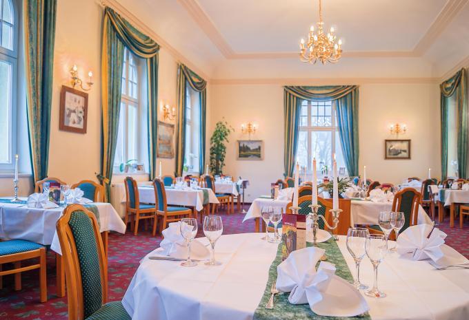 Restaurant des Ferien Hotel Südharz