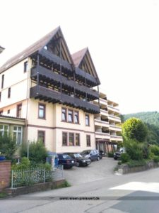 Hotel Bergfrieden Bad Wildbad Schwarzwald