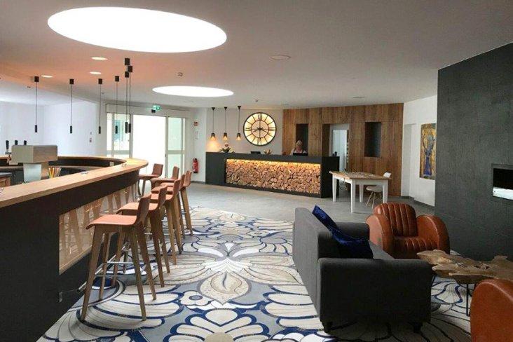 Bar des Suites & Spa Hotel 4MOODS