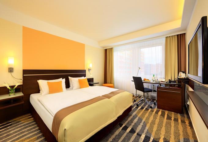 Hotel Duo in Prag - Doppelzimmer