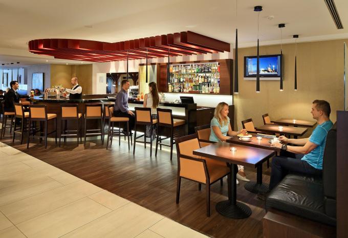 Hotel Duo Prag - Restaurant