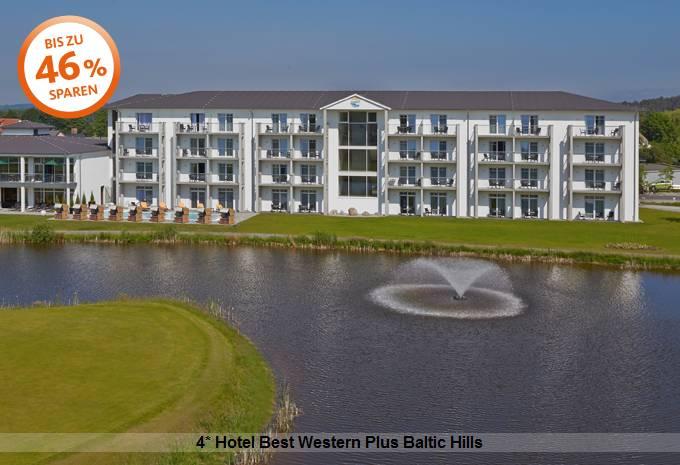 Umgebung vom 4* Hotel Best Western Plus Baltic Hills