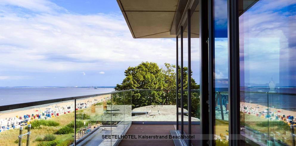 Seetelhotel Kaiserstrand Beachhotel Usedom