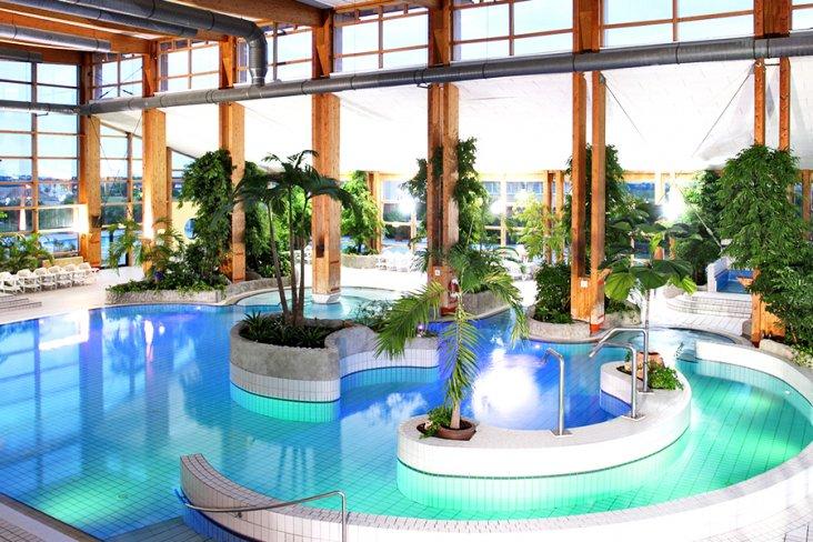 Precise Resort Rügen Badewelt Splash