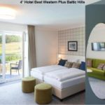 4* Hotel Best Zimmer Western Plus Baltic Hills