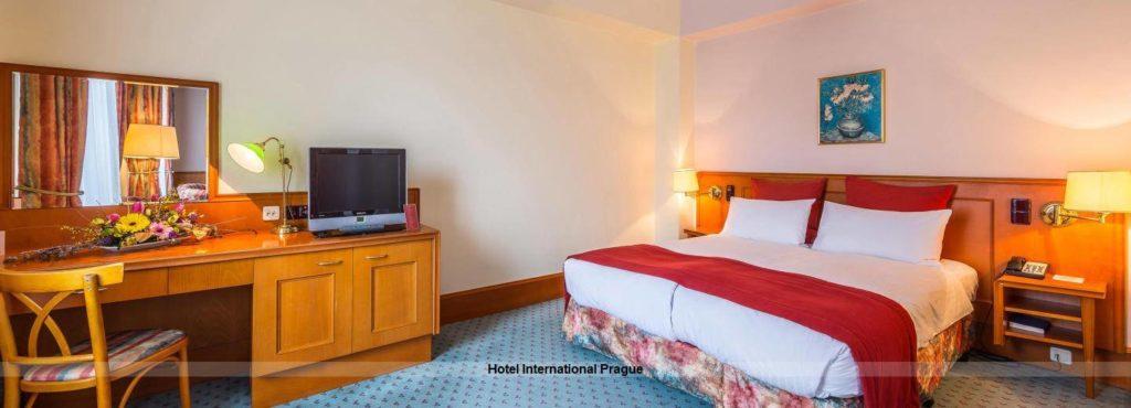 Hotel International Prague Prag Zimmer preiswert übernachten