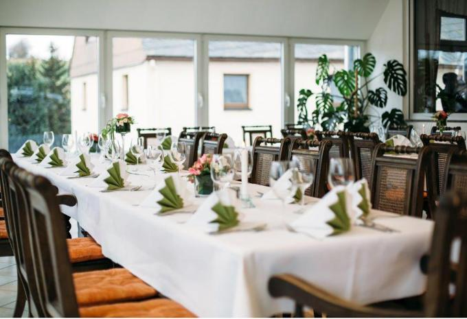 Restaurant im Hotel Landgasthof Wemmer
