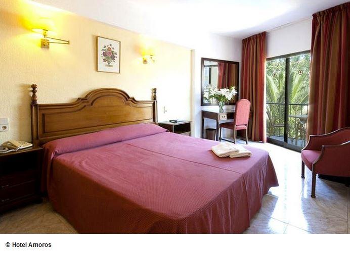 Zimmer im Hotel Amoros Cala Ratjada Urlaub über www.reisen-preiswert.de
