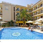 Pool Hotel Amoros Cala Ratjada