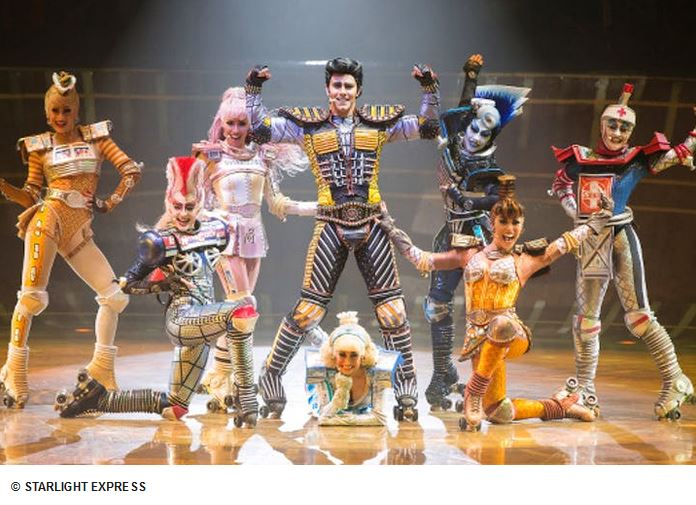 Starlight Express Bochum Musical