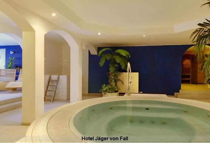 Hotel Jäger von Fall Wellness inklusive