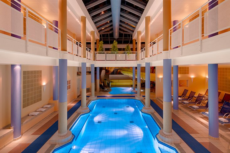 Hallenbad & Wellnes Precise Resort Marina Wolfsbruch