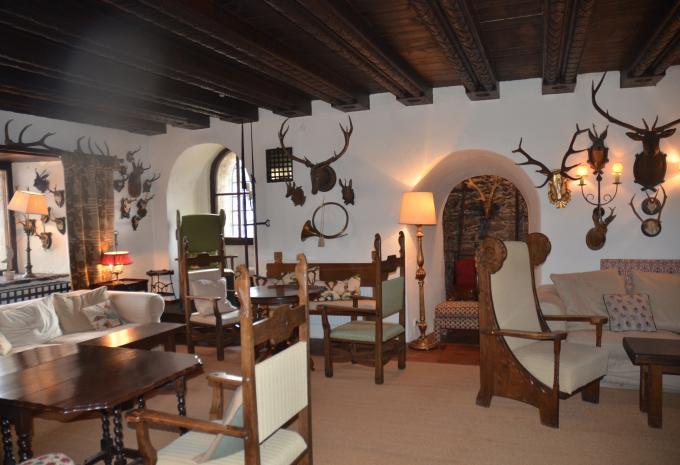 Chalet und Hotel Schloss Schloss Münichau