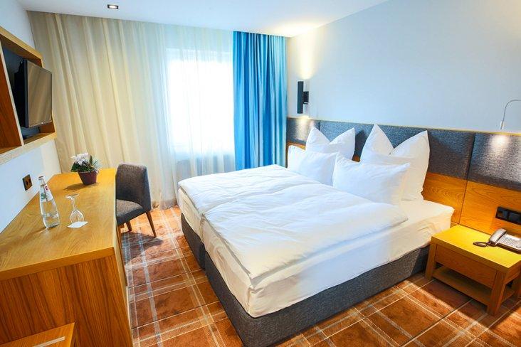 Doppelzimmer im Grand Hotel Suhl