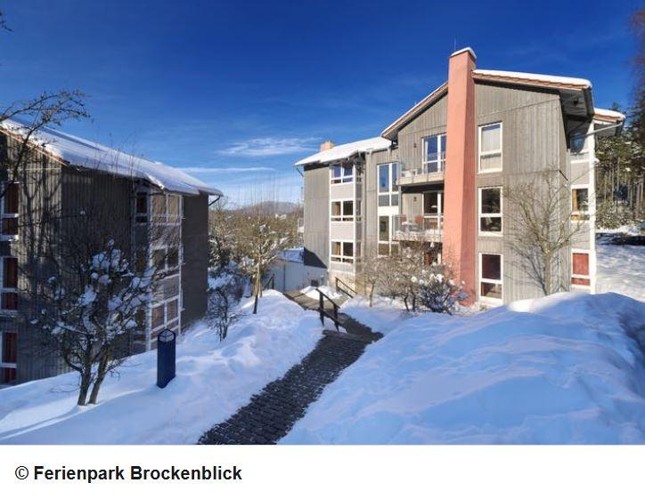 Urlaub mit der Familie im Ferienpark Brockenblick