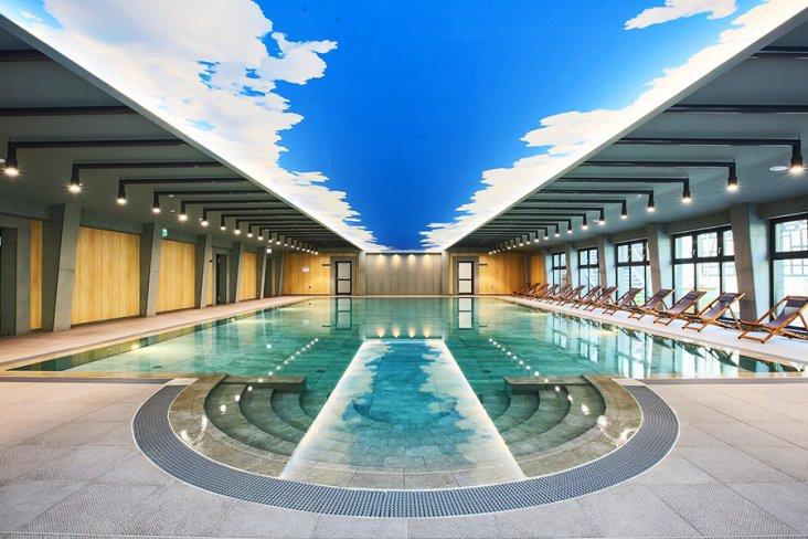 Wellness und Spa im Grand Hotel Suhl