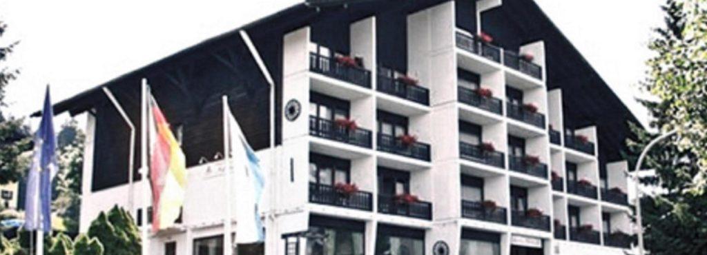 Hotel Almberg Bayerischer Wald Philippsreut