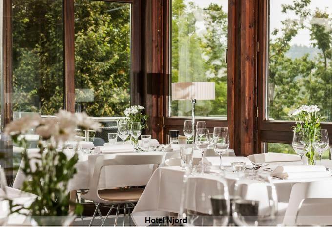 Restaurant im Hotel Njord im Harz in Goslar Hahnenklee