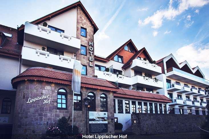 Hotel Lippischer Hof Bad Salzuflen
