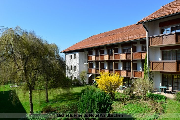 Urlaub im Michel & Friends Hotel Waldkirchen