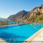 Pool des La Limonaia Spa - Gardasee Italien - Limone sul Garda
