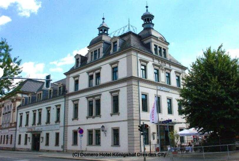 Dormero Hotel Königshof Dresden City