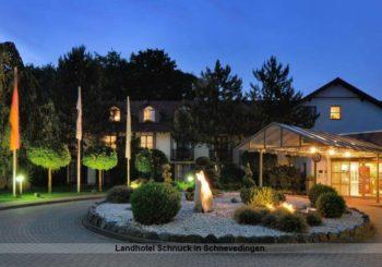 Lüneburger Heide Landhotel Schnuck Schneverdingen ab 89 €