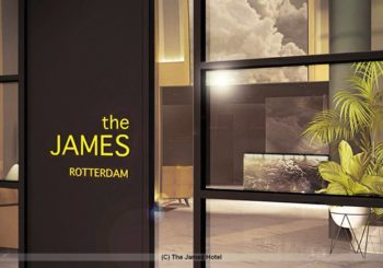 Designhotel Rotterdam ab 34,50 € The James Hotel – mitten in der Stadt