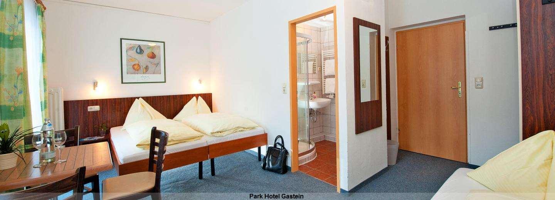 Zimmer im Park Hotel Gastein Österreich