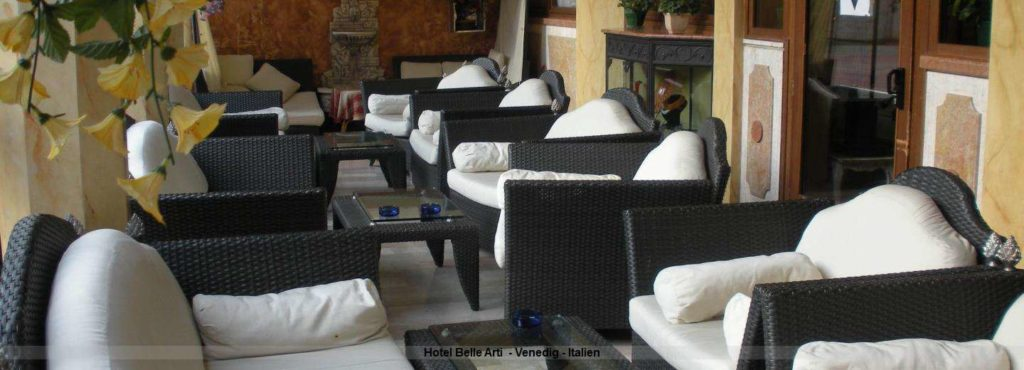 Hotel Belle Arti - Venedig Italien