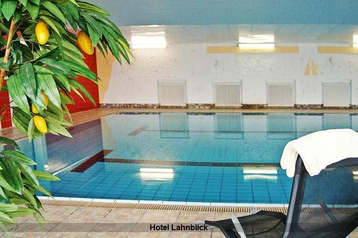 Wellness im Panoramahotel Hotel Lahnblick in Bad Laasphe