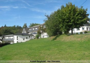 Kristall Berghotel Idar Oberstein 2 P. ÜF 39 €