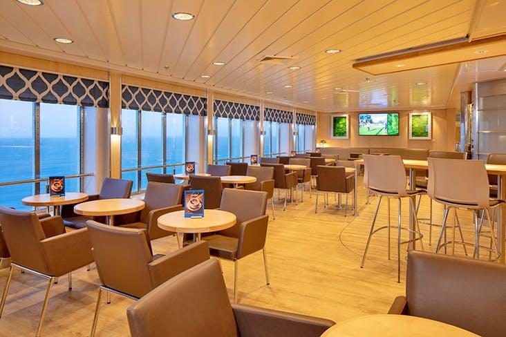 Restaurant Fähre nach Schweden